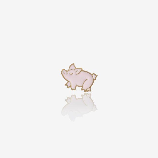 Pin świnka