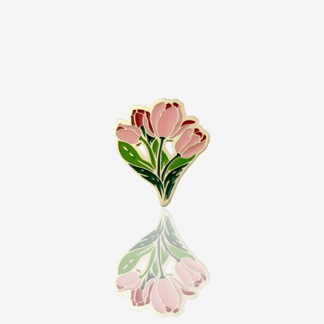 Pin tulipany
