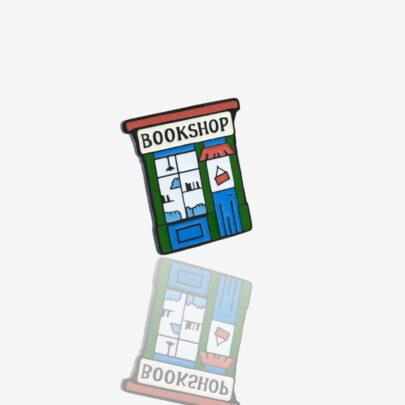 Pin księgarnia